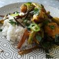 Curry thaï